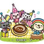 今天是児童節和清明節。