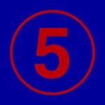大会まであと『5』日