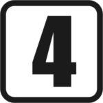 大会まであと『4』日