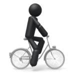 走れbycycle自転車ですーいすい。