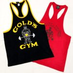 GOLD'S GYM wear 初購入!