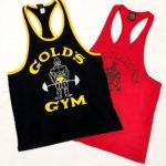 GOLD'S GYM wear 初購入!