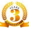 『井でろぐ』3rd anniversary
