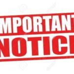「ティップネス」レッスン休止期間延長のお知らせ。