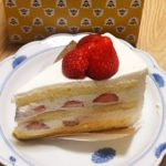 草莓蛋糕-苺のショートケーキ